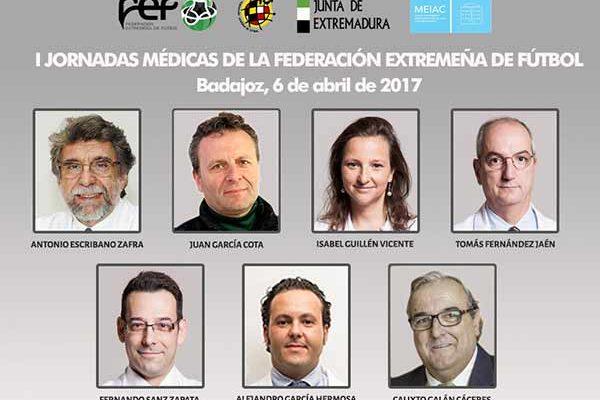 Jornadas sobre Medicina en futbol