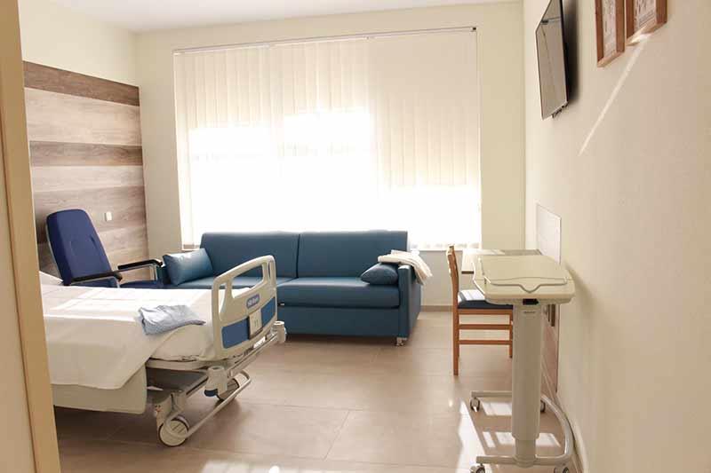 Ampliacion Area Hospitalizacion
