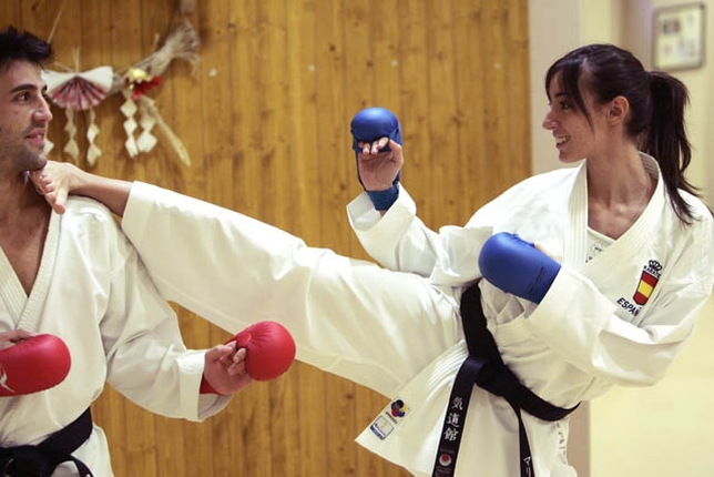 Maria Espinosa Karate