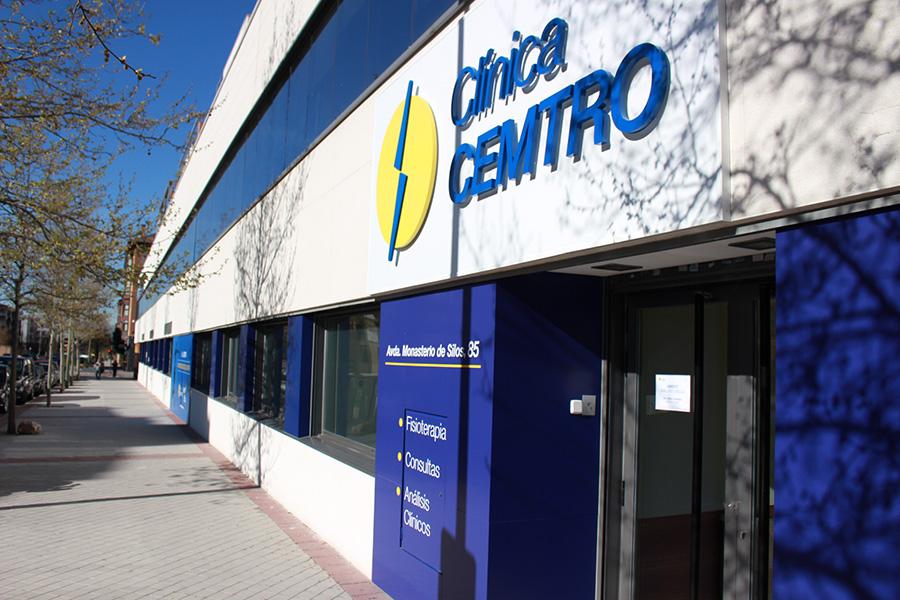 Clinica CEMTRO Montecarmelo Especialidades