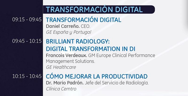 transformacion digital healthcare