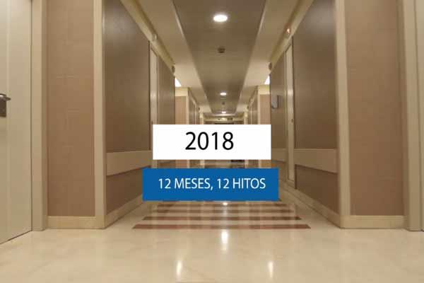 Los 12 hitos de 2018 Cemtro