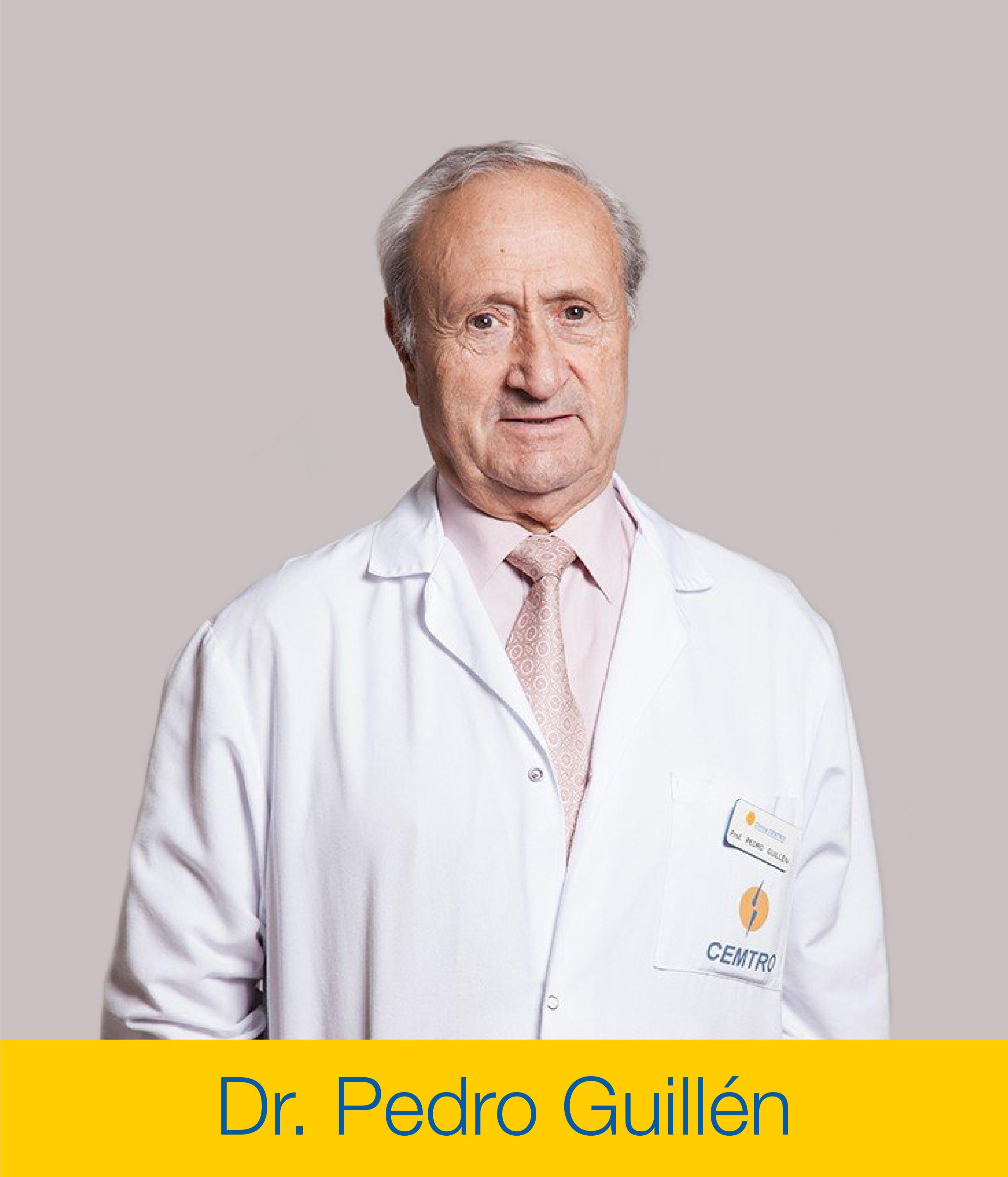 Dr Pedro Guillen Artroscopia