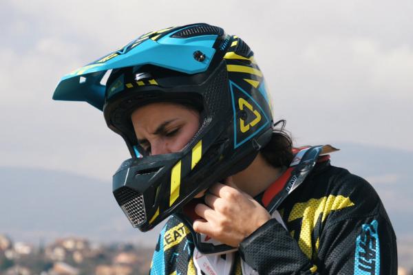 Sandra Gómez Motorista