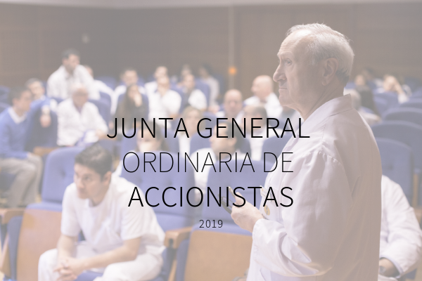 Junta General Accionistas Clinica CEMTRO