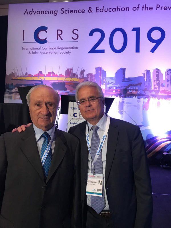 ICRS Miembro Honor Doctor Guillen