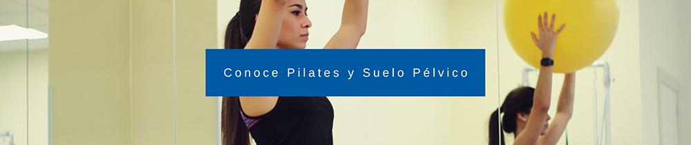 Conoce Pilates y Suelo Pelvico CEMTRO