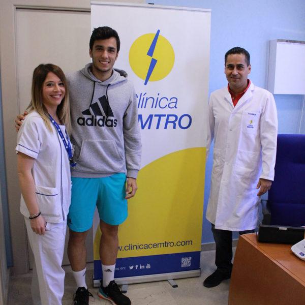 Reconocimientos Medicos Deportivos Padel CEMTRO