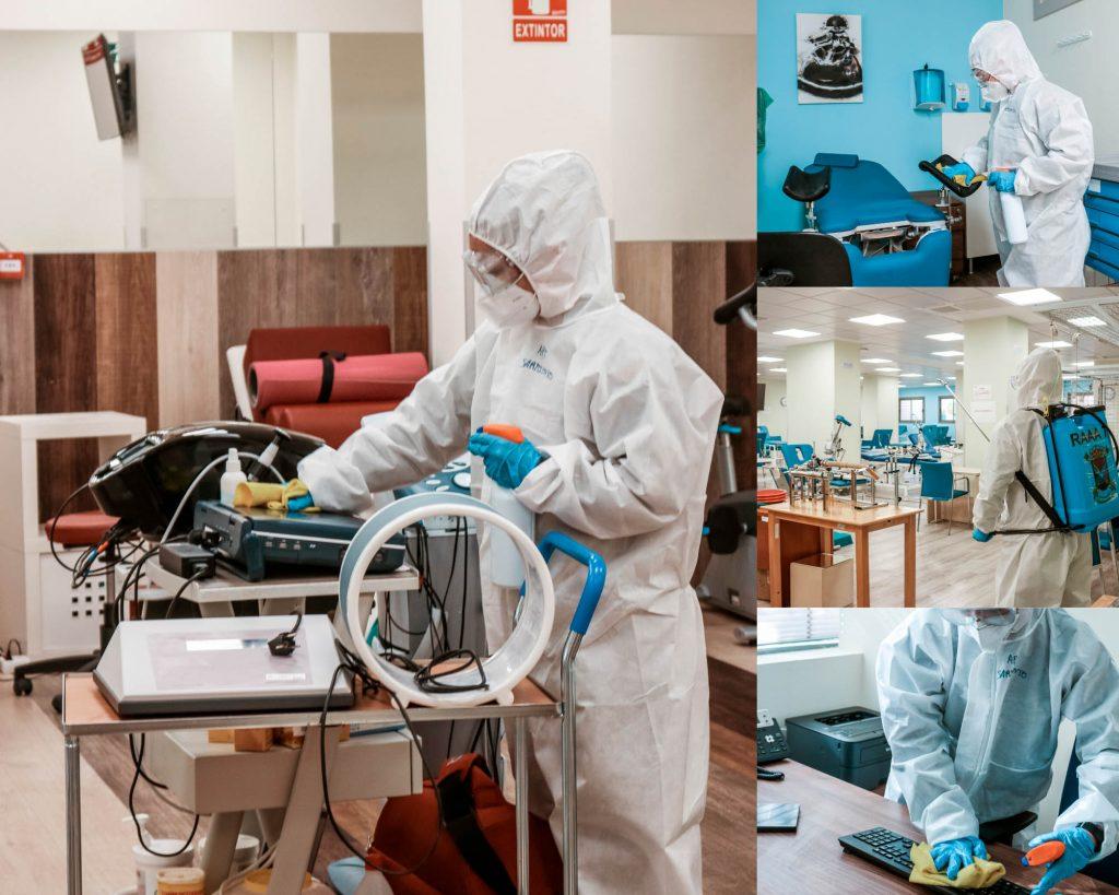 desinfeccion clinica cemtro
