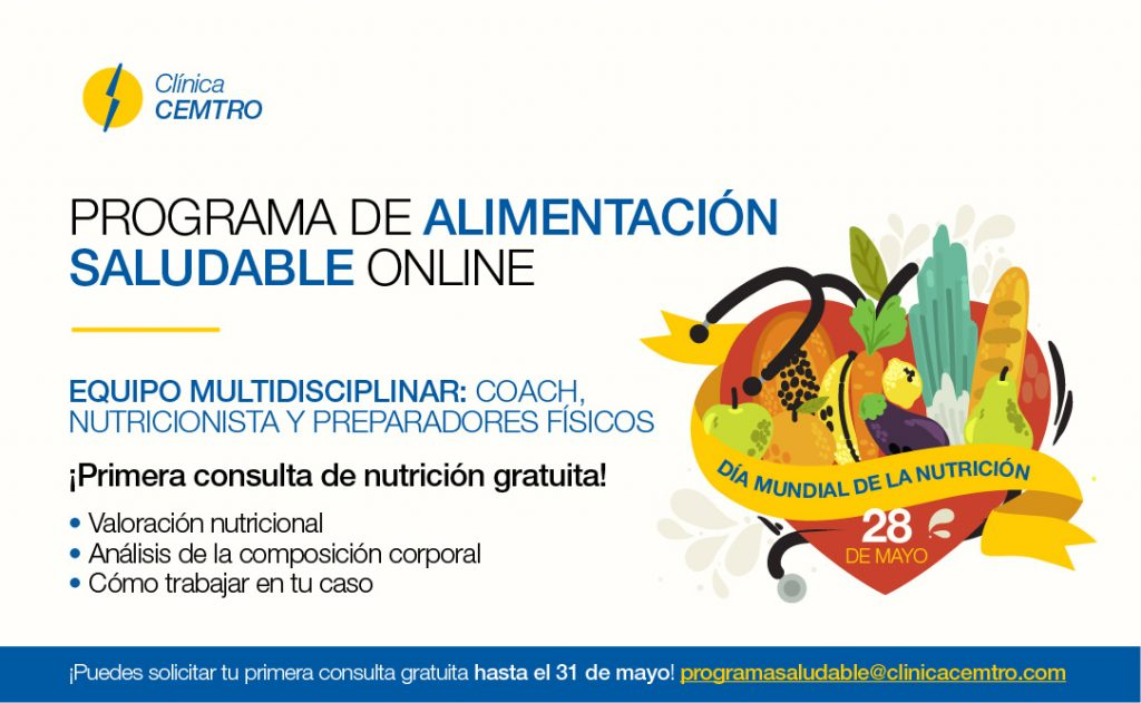 Mundial Nutricion CEMTRO