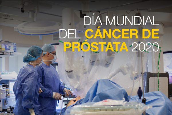 Dia Mundial Cancer Prostata